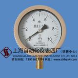 YE-150B膜盒压力表